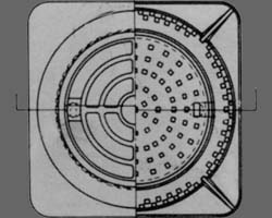 Circular Road Manhole (Type 2A)