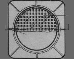 Circular Pavement Manhole (Type 1B)