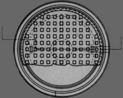Circular Pavement Manhole (Type 4)
