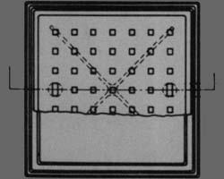 Square Single Seal Manhole (Type 14B)