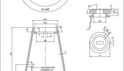 Circular Valve Box (Type 3A and 3B)